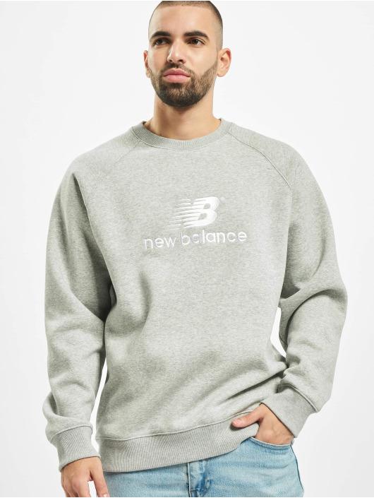 New Balance Pullover MT93575 grau
