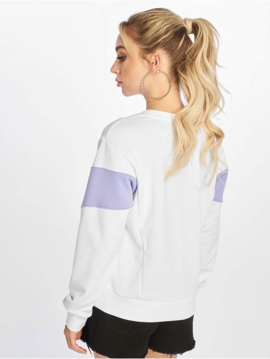 New Balance Pullover WT93502 weiß