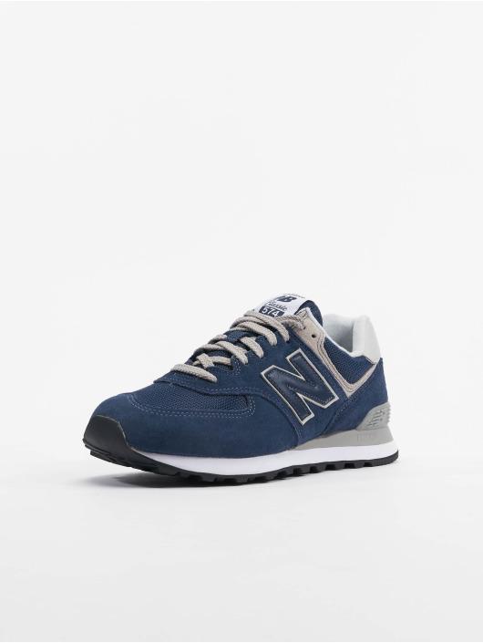 New Balance Sneaker ML574 D EGN blau