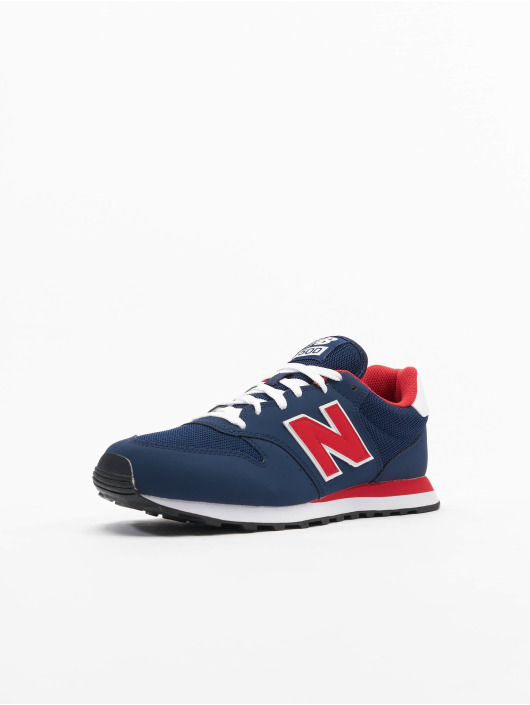New Balance sneaker Lifestyle blauw