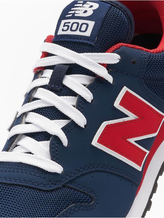 New Balance Sneaker Lifestyle blu