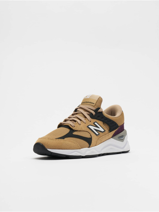 New Balance X 90 Sneakers WhiteBrown