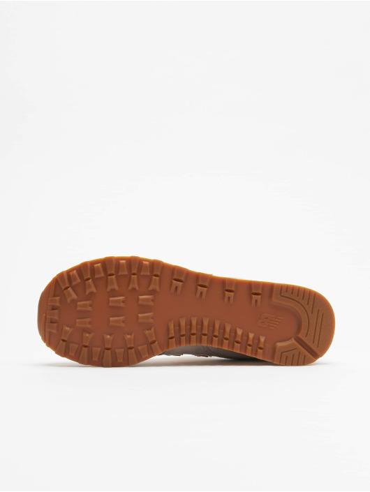 New Balance Sneaker ML574 grau