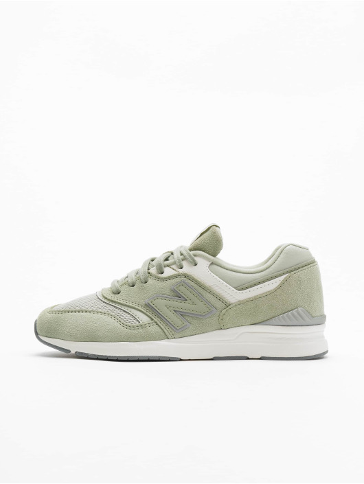 New Balance WL697 B CD Sneakers Mint Cream