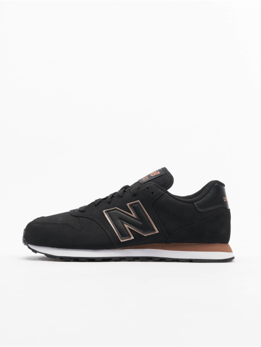 New Balance Sneaker Custom Lifestyle nero