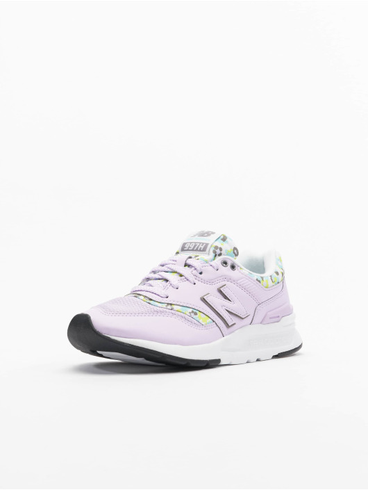 New Balance sneaker Lifestyle paars