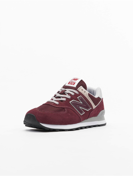 New Balance sneaker Lifestyle rood