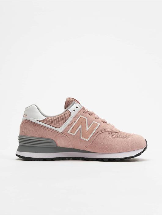 New Balance Sneaker WL574 rosa