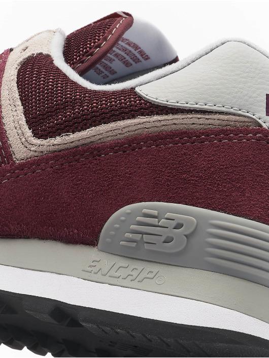 New Balance Sneaker Lifestyle rot