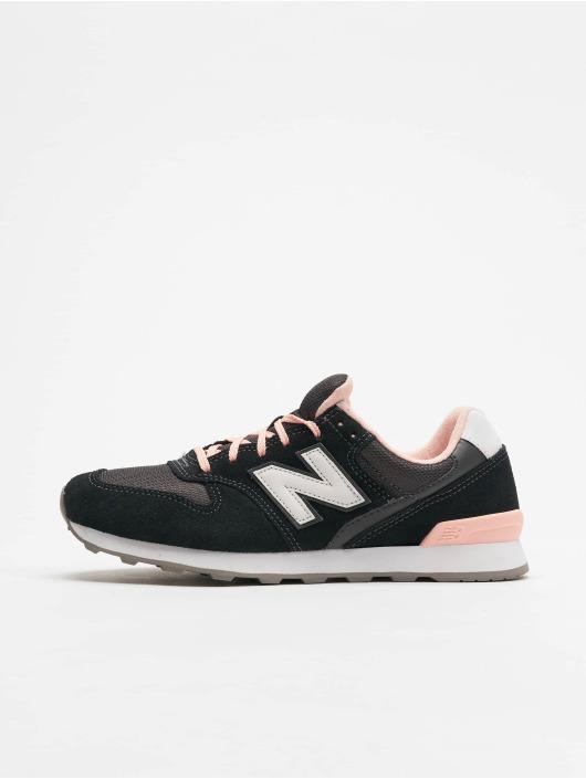 new balance sneaker damen schwarz