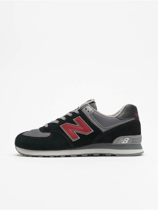 5d6c371ede New Balance Herren Sneaker ML574 in schwarz 625138