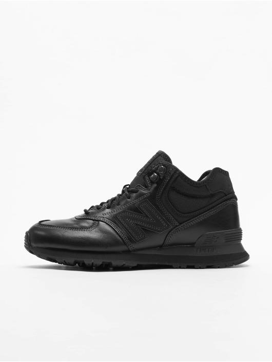 New Balance Sneaker MH574 D schwarz