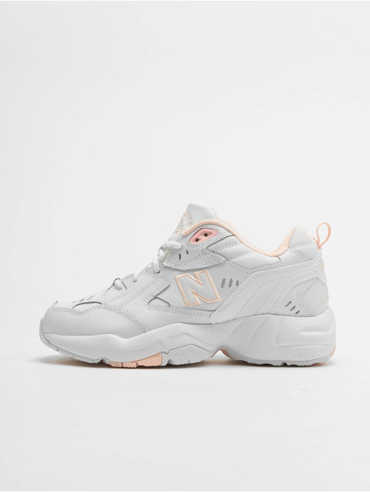 New Balance 608 Sneakers WhitePink