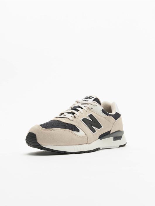 New Balance Sneaker Ml570 D weiß