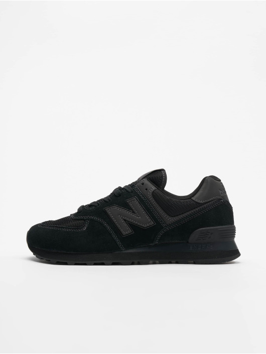 new balance zwart