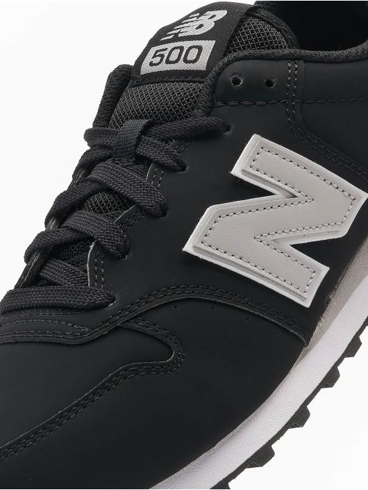 New Balance Sneakers Lifestyle èierna