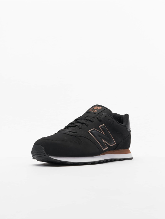 New Balance Sneakers Custom Lifestyle èierna