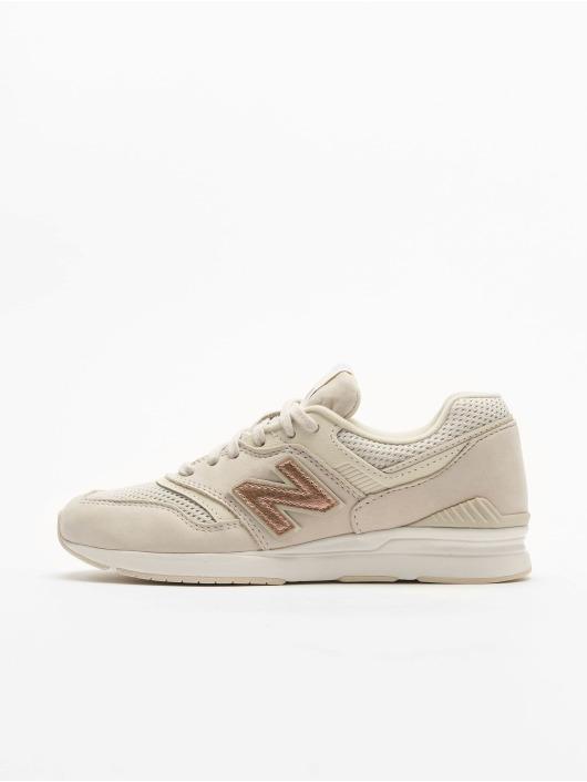 New Balance Sneakers WL697SHA béžová
