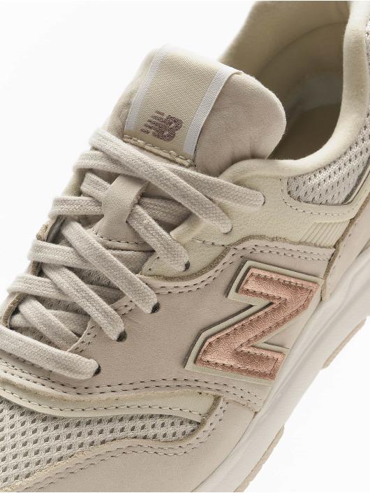 New Balance Sneakers WL697SHA bezowy
