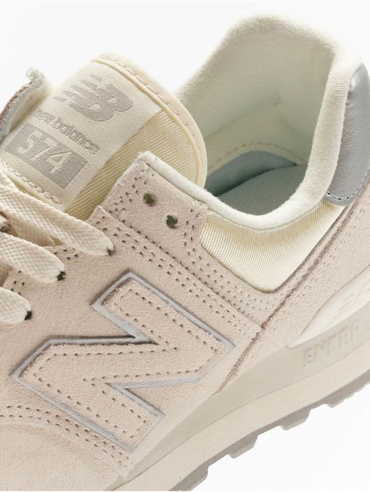 New Balance Sneakers WL574 bialy