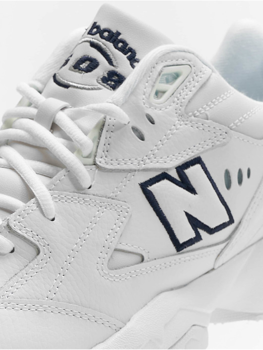 New Balance Sneakers 608 bialy