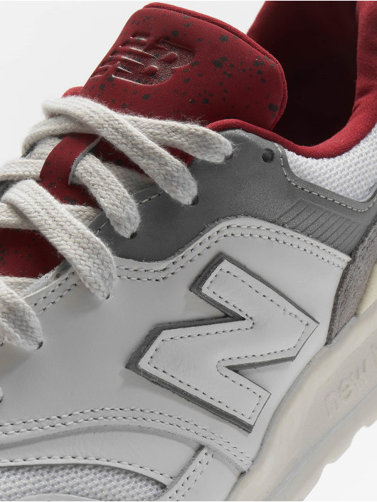New Balance Sneakers CM 997 bialy
