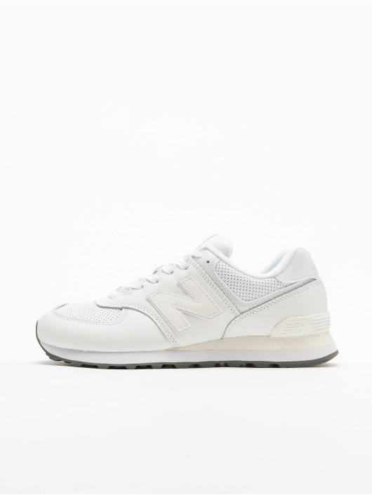 New Balance Sneakers ML574 D bialy
