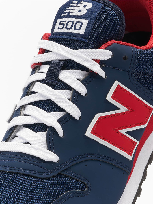 New Balance Sneakers Lifestyle blå