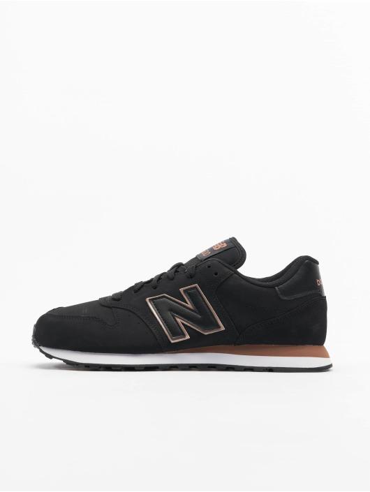 New Balance Sneakers Custom Lifestyle black