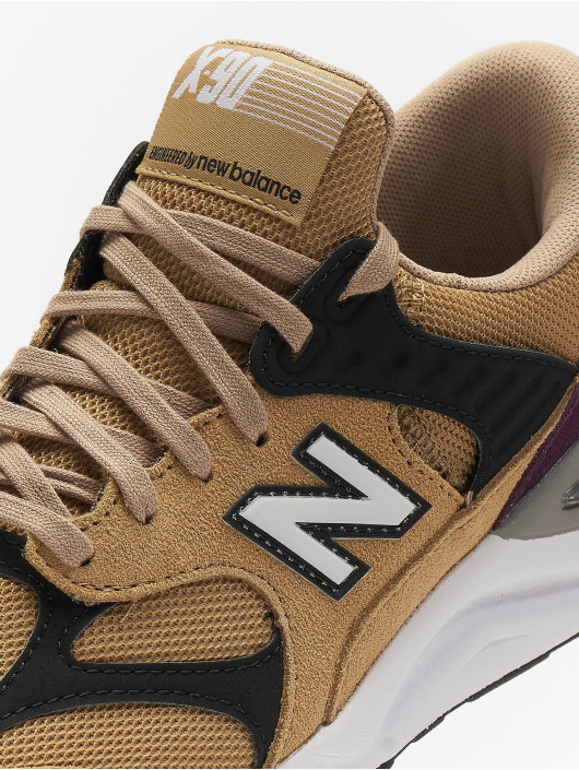 New Balance Sneakers X 90 brazowy
