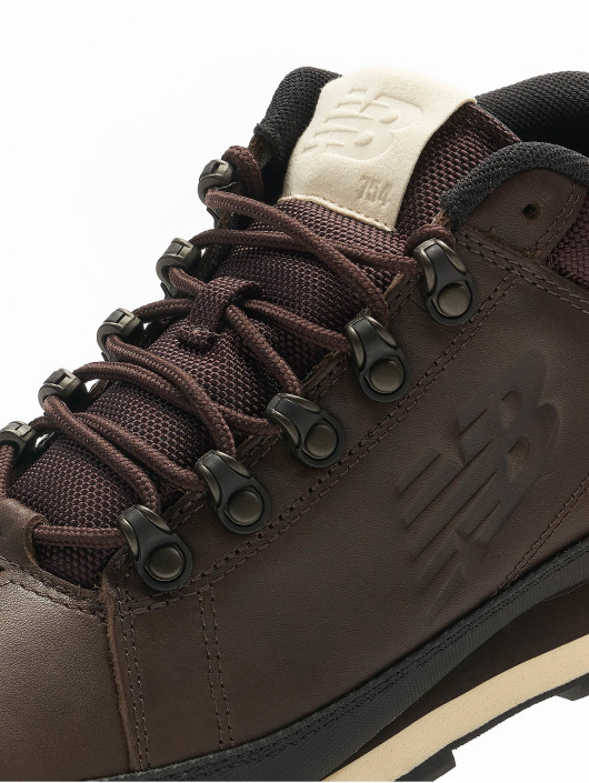 New Balance Sneakers H754 D brazowy