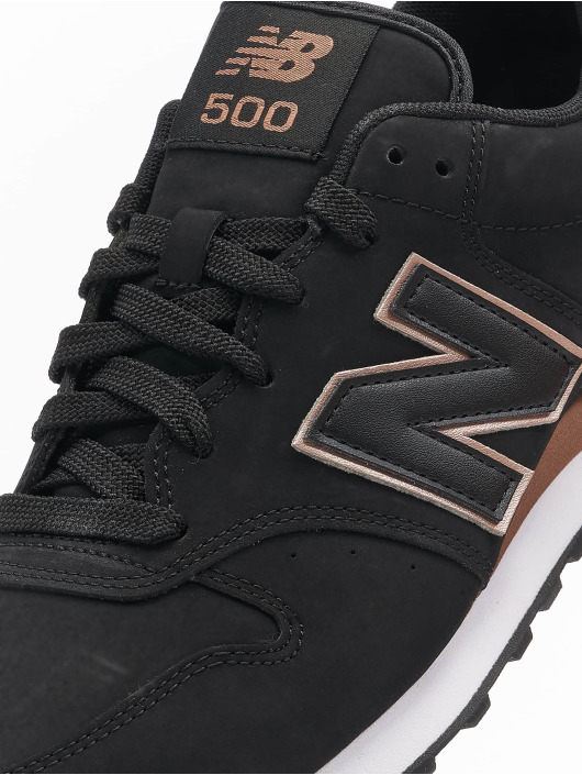 New Balance Sneakers Custom Lifestyle czarny