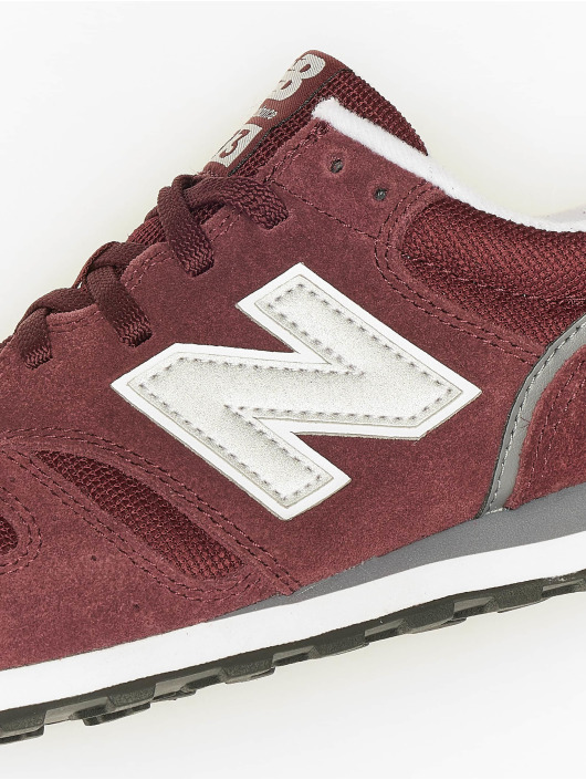 New Balance Sneakers Ml373 D czerwony