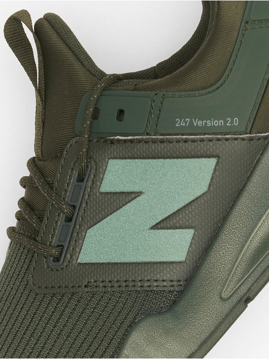 New Balance Sneakers MS247 green