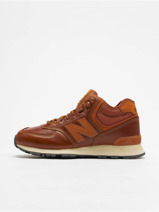 New Balance Sneakers MH574 hnedá