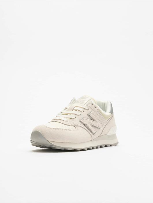 New Balance Sneakers WL574 hvid
