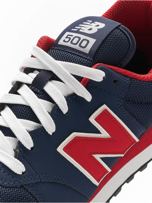 New Balance Sneakers Gm500 D modrá