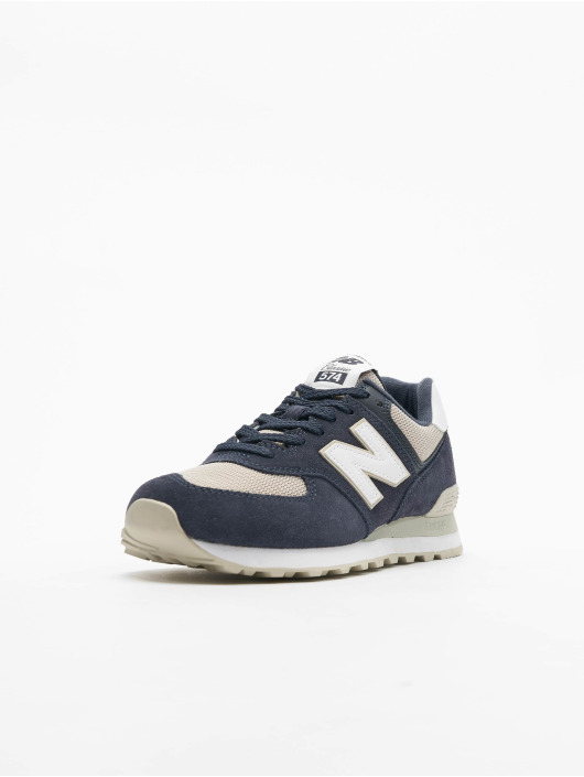 New Balance Sneakers ML574ESQ niebieski