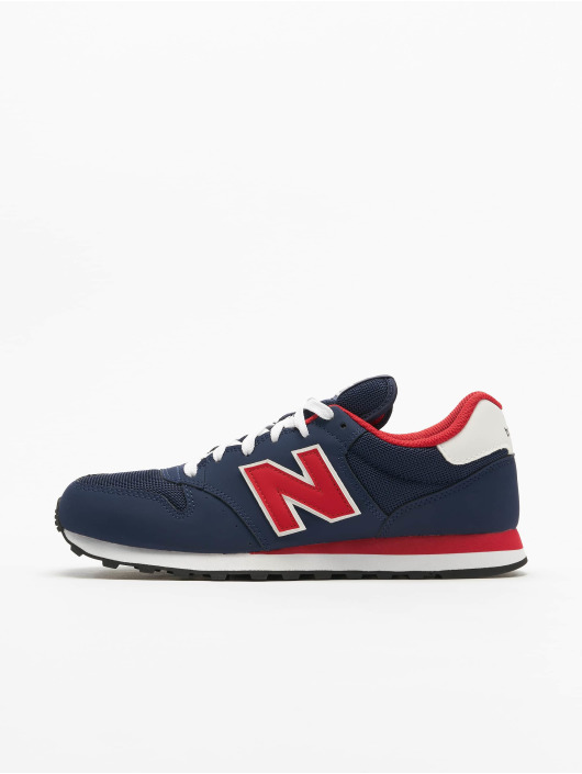 New Balance Sneakers Gm500 D niebieski