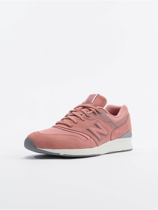 New Balance Sneakers WL697CM pink