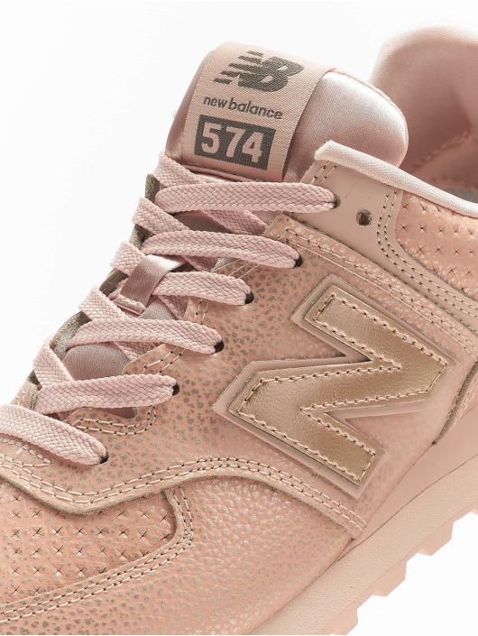 New Balance Sneakers Wl574 B pink