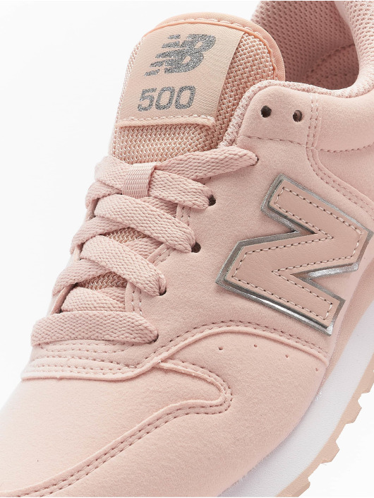 New Balance Sneakers Lifestyle pink