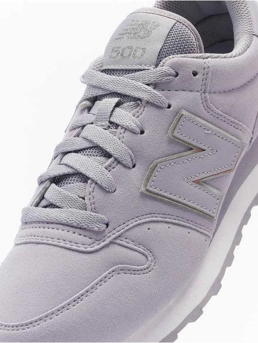 New Balance Sneakers Lifestyle purple