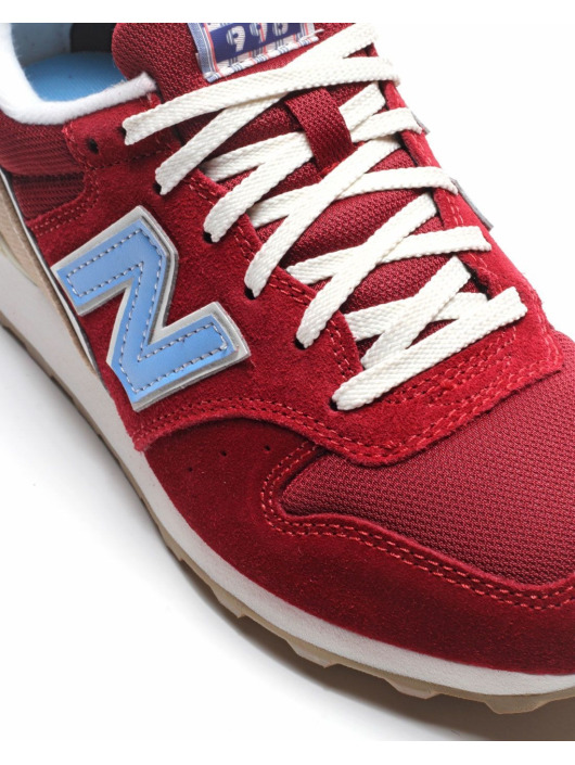 New Balance Sneakers Wr996hf red