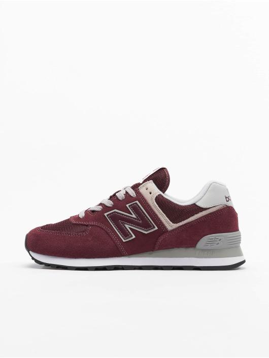 New Balance Sneakers Lifestyle röd