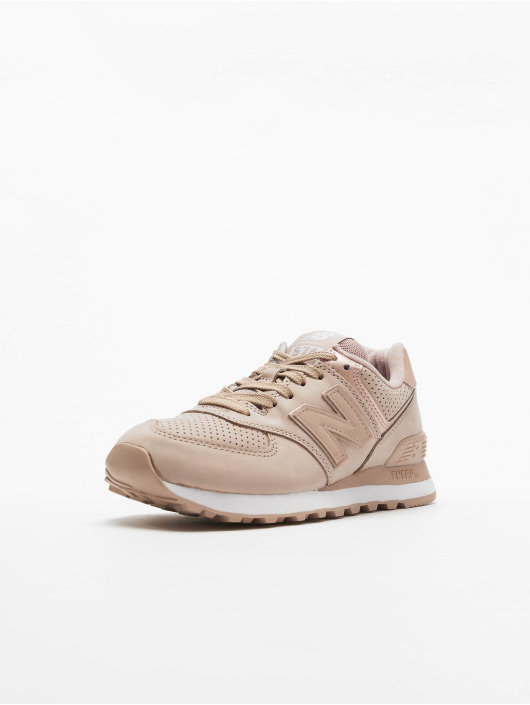 New Balance Sneakers Wl574nbm ružová