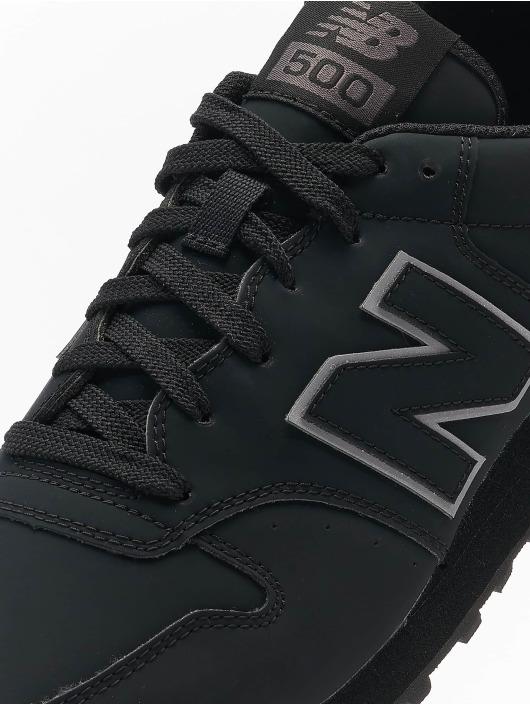 New Balance Sneakers Lifestyle svart