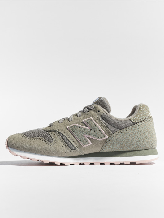 New Balance Sneakers WL373 zielony