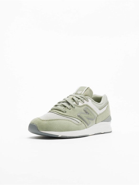 New Balance Sneakers WL697 B CD zielony