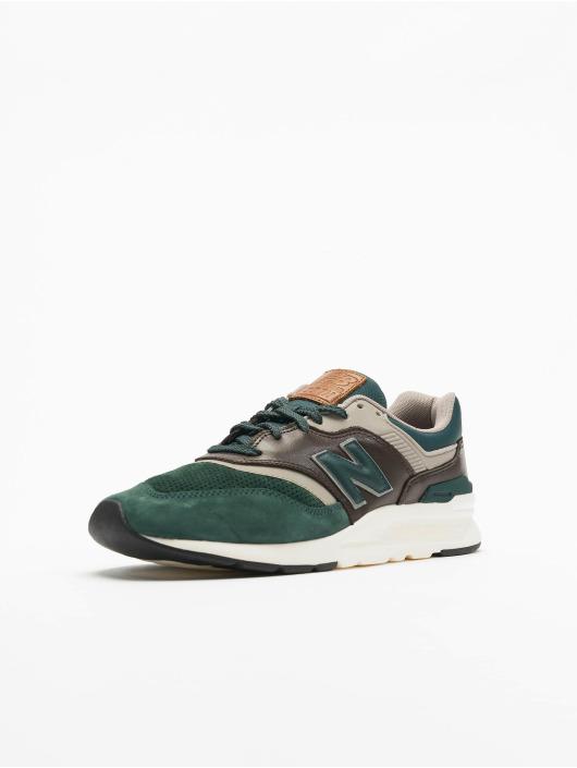 New Balance Sneakers CM997 D zielony